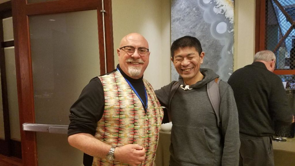 Photo - Jeff Misrahi and Michihito Kageyama