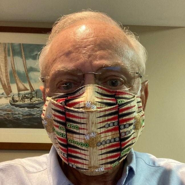 Masked David