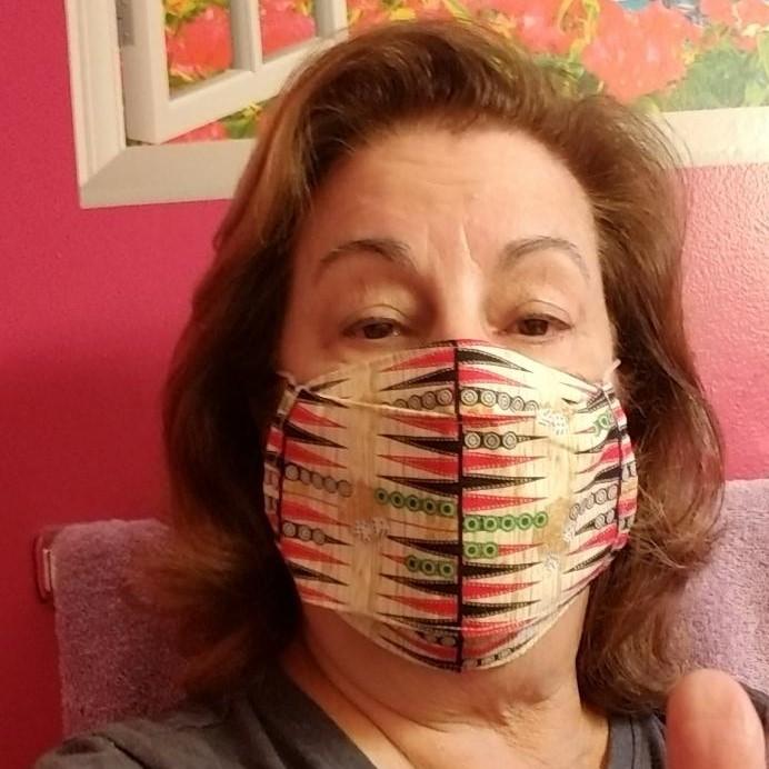Masked Merri