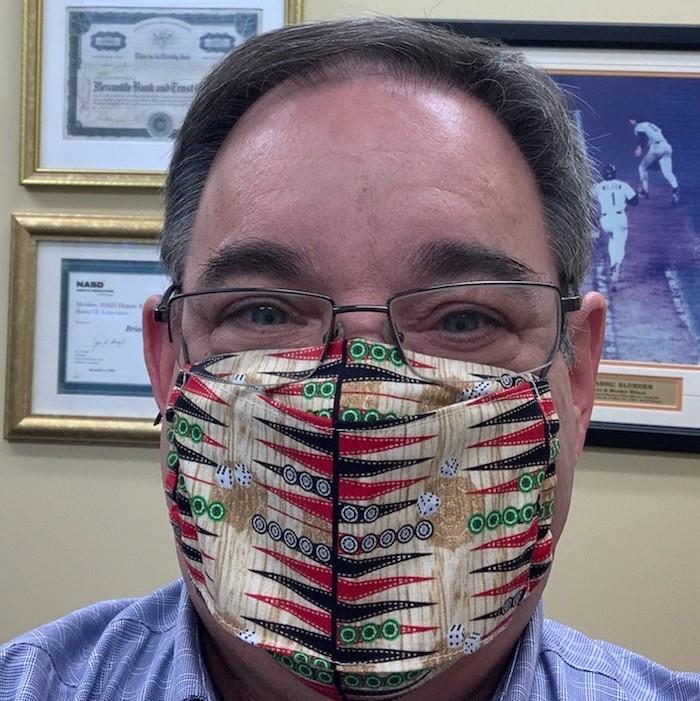Masked Brian